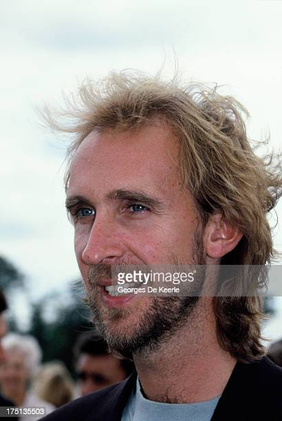 Musician Mike Rutherford of Genesis in 1990 ca in London England