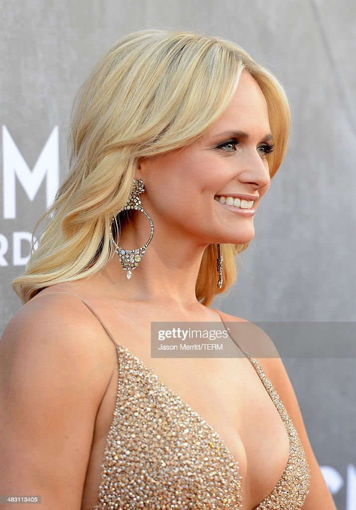 Musician Miranda Lambert attends the 49th Annual Academy Of Country Music Awards at the MGM Grand Garden Arena on April 6, 2014 in Las Vegas, Nevada.