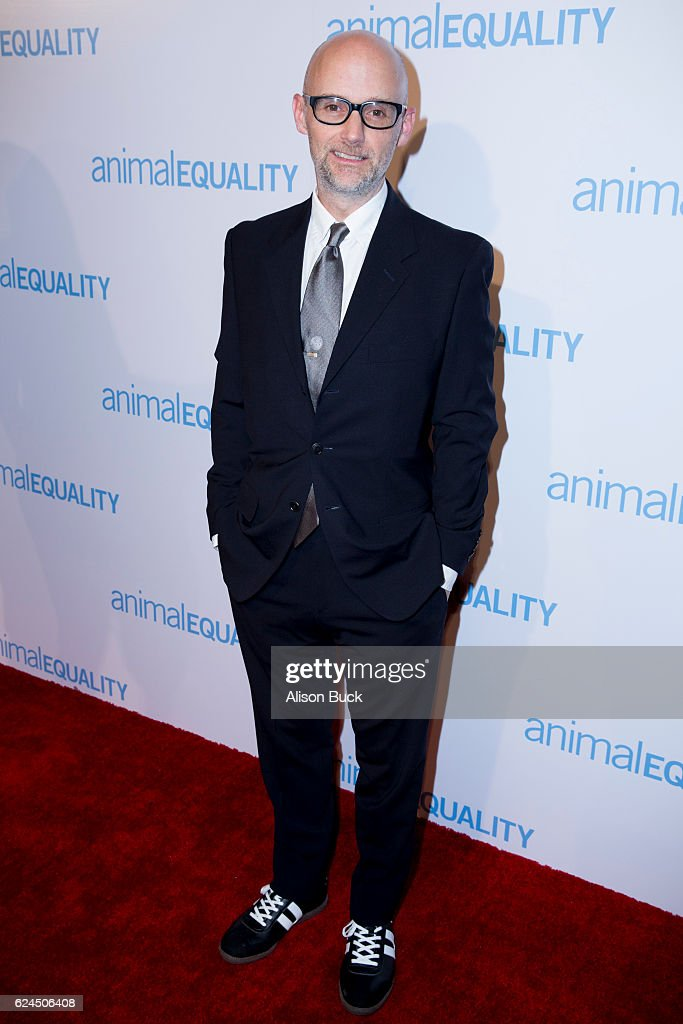 Animal Equality 10th Anniversary Celebration Honoring Moby