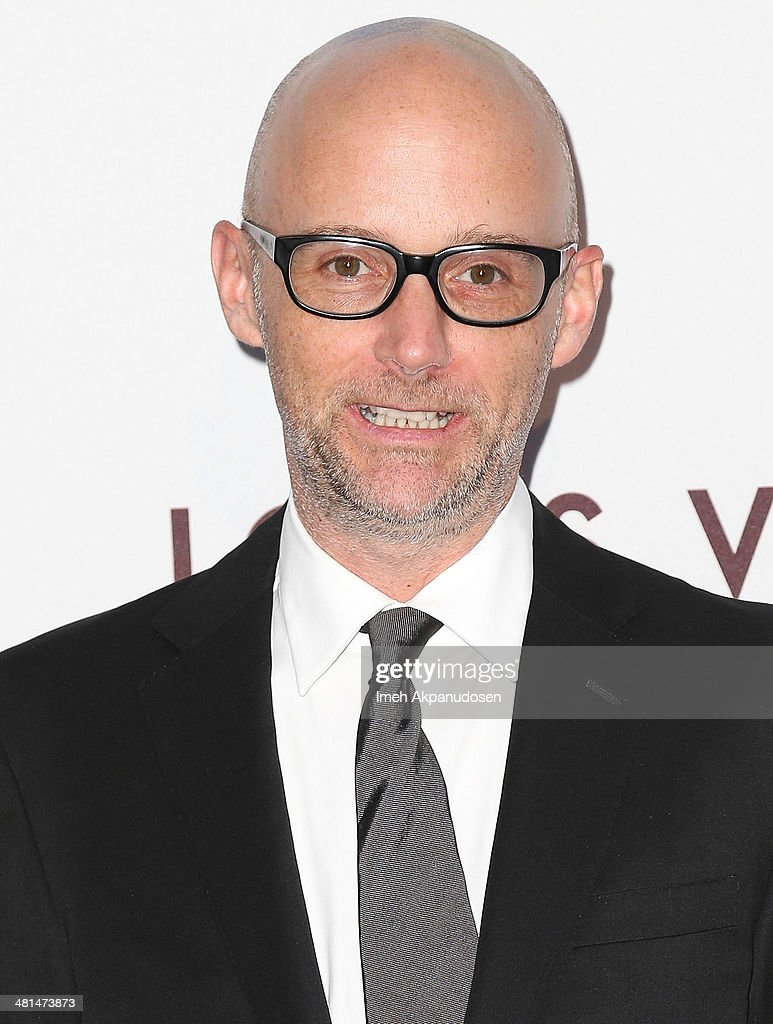 Musician <a gi-track='captionPersonalityLinkClicked' href=/galleries/search?phrase=Moby&family=editorial&specificpeople=203129 ng-click='$event.stopPropagation()'>Moby</a> attends The Museum Of Contemporary Art, Los Angeles, Celebrates 35th Anniversary Gala Presented By Louis Vuitton at The Geffen Contemporary at MOCA on March 29, 2014 in Los Angeles, California.