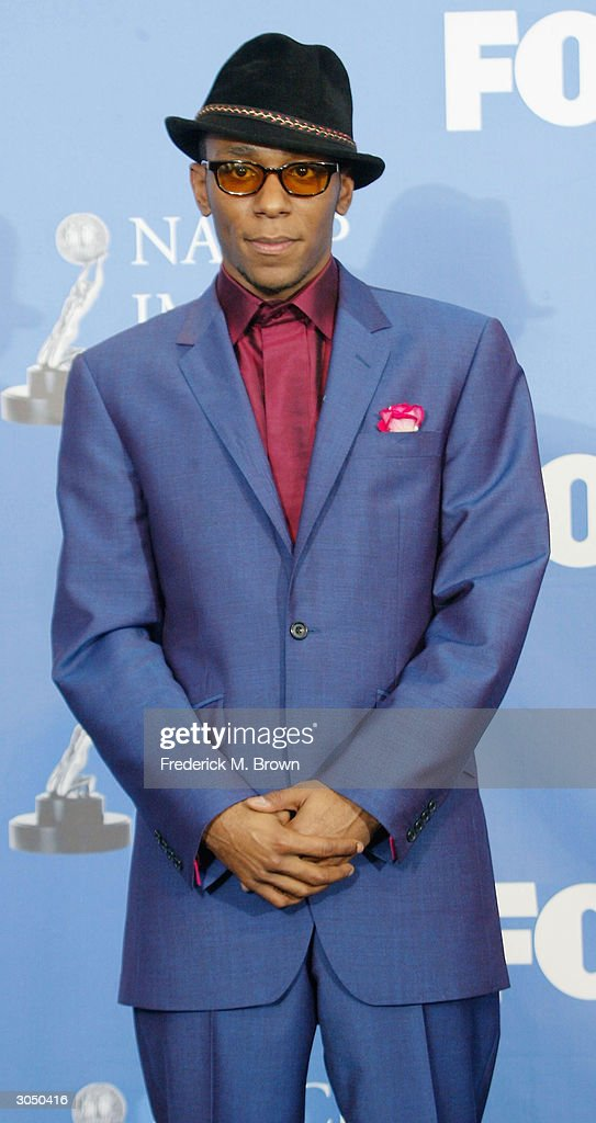 35th Annual NAACP Image Awards - Pressroom