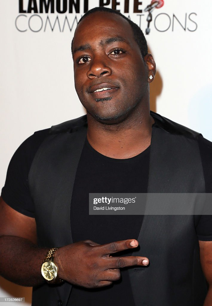 Musician Mr.Robotic attends the 'Party After' BET Awards 2013 hosted by Chris Brown and Nick Cannon at the Belasco Theater on June 30, 2013 in Los Angeles, California.
