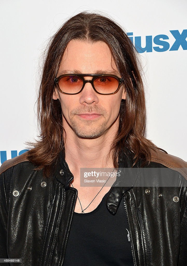 Musician Myles Kennedy visits SiriusXM Studios on September 15, 2014 in New York City.