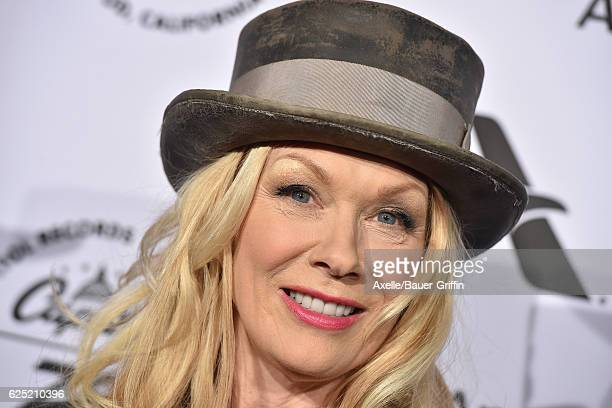 Musician Nancy Wilson attends Capitol Records 75th Anniversary Gala at Capitol Records Tower on November 15 2016 in Los Angeles California