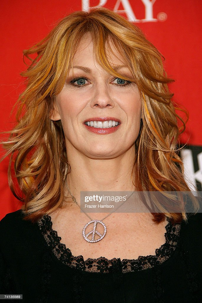 Musician Nancy Wilson from the band Heart poses during the 2nd annual VH1 Rock Honors ring presentation held at the Mandalay Bay Events Center on May...