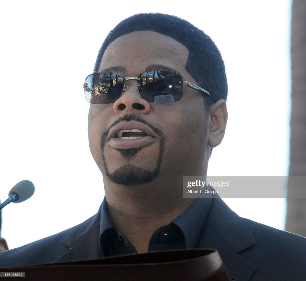 Musician <a gi-track='captionPersonalityLinkClicked' href=/galleries/search?phrase=Nathan+Morris&family=editorial&specificpeople=206731 ng-click='$event.stopPropagation()'>Nathan Morris</a> at the Boyz II Men Hollywood Walk Of Fame ceremony held at 7060 Hollywood Blvd on January 5, 2012 in Hollywood, California.