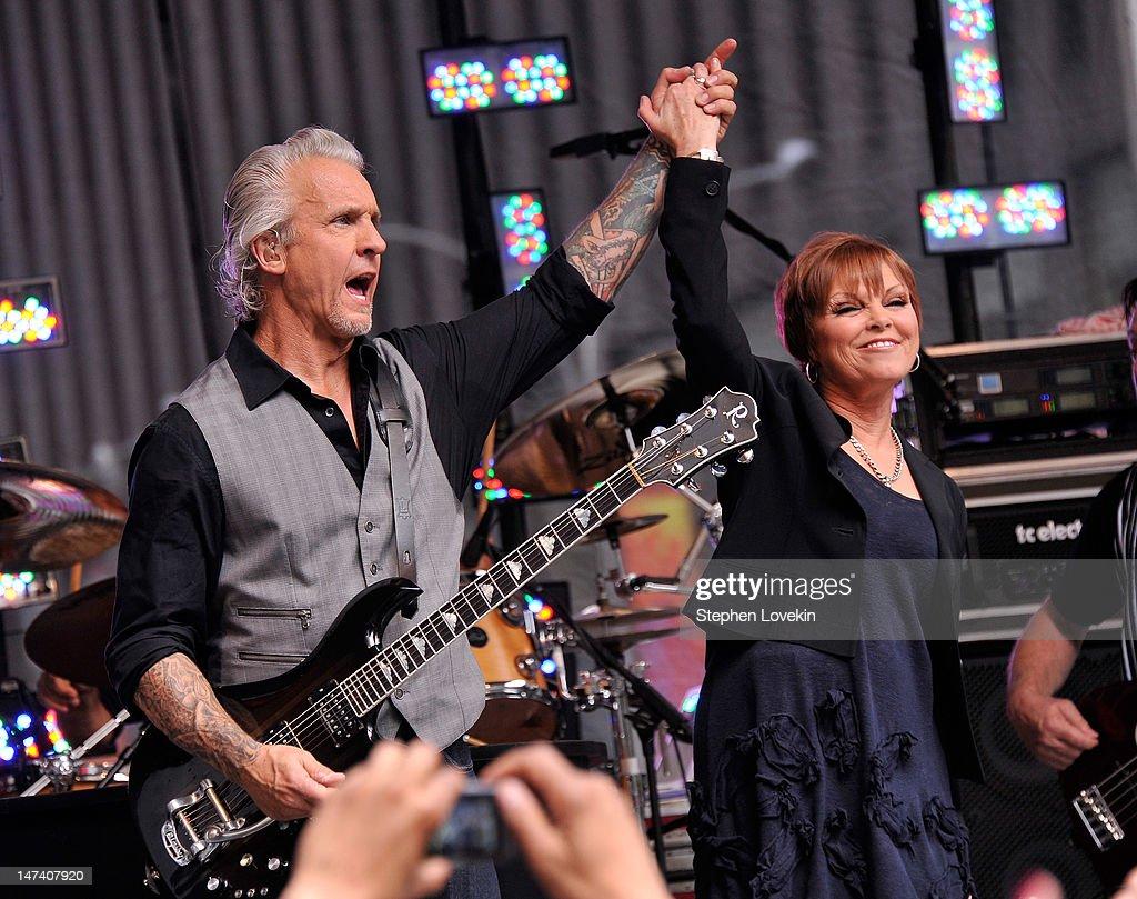 """FOX & Friends"" All American Concert Series - Pat Benatar"