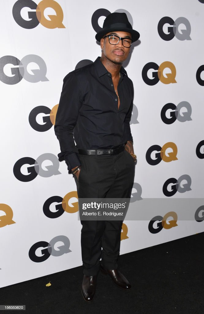 Musician <a gi-track='captionPersonalityLinkClicked' href=/galleries/search?phrase=Ne-Yo&family=editorial&specificpeople=451543 ng-click='$event.stopPropagation()'>Ne-Yo</a> arrives at the GQ Men of the Year Party at Chateau Marmont on November 13, 2012 in Los Angeles, California.