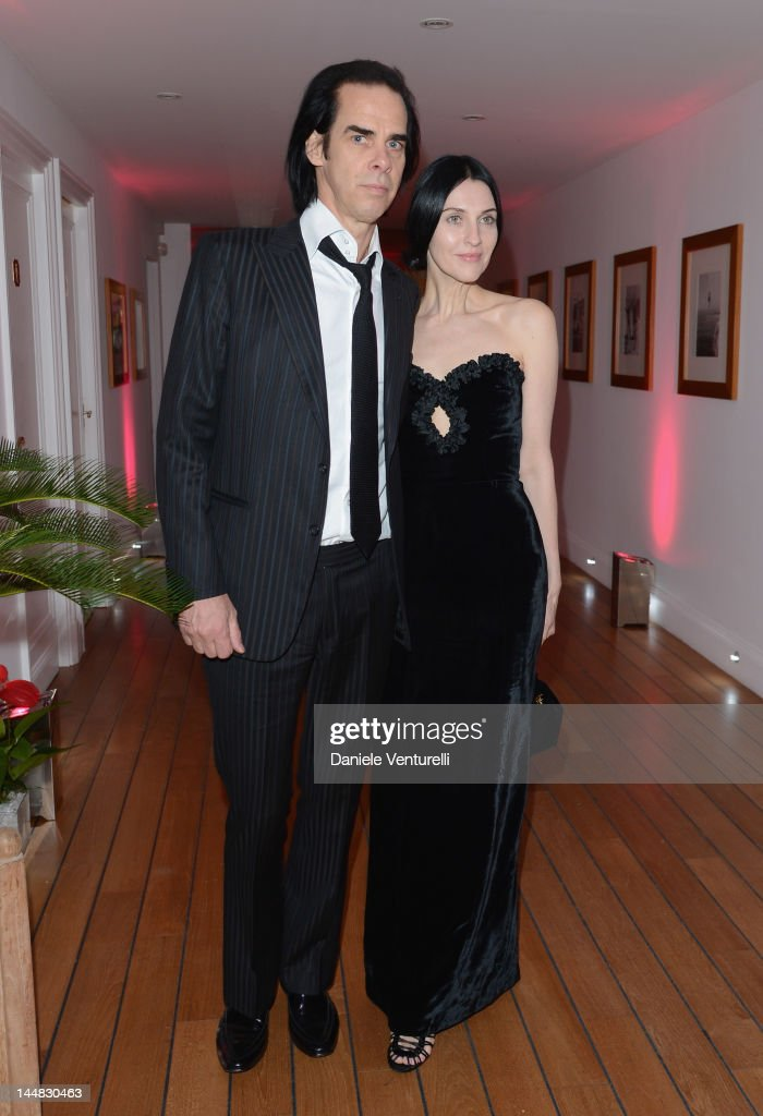 Gucci And Vanity Fair Party - 65th Annual Cannes Film Festival
