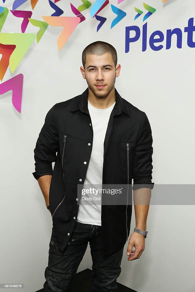 Musician <a gi-track='captionPersonalityLinkClicked' href=/galleries/search?phrase=Nick+Jonas&family=editorial&specificpeople=842713 ng-click='$event.stopPropagation()'>Nick Jonas</a> attends a one-of-a-kind concert experience in New York City, 'PlentiTogether LIVE,' bringing to life the 'better together' theme of the first multi-brand rewards program in the U.S., Plenti.