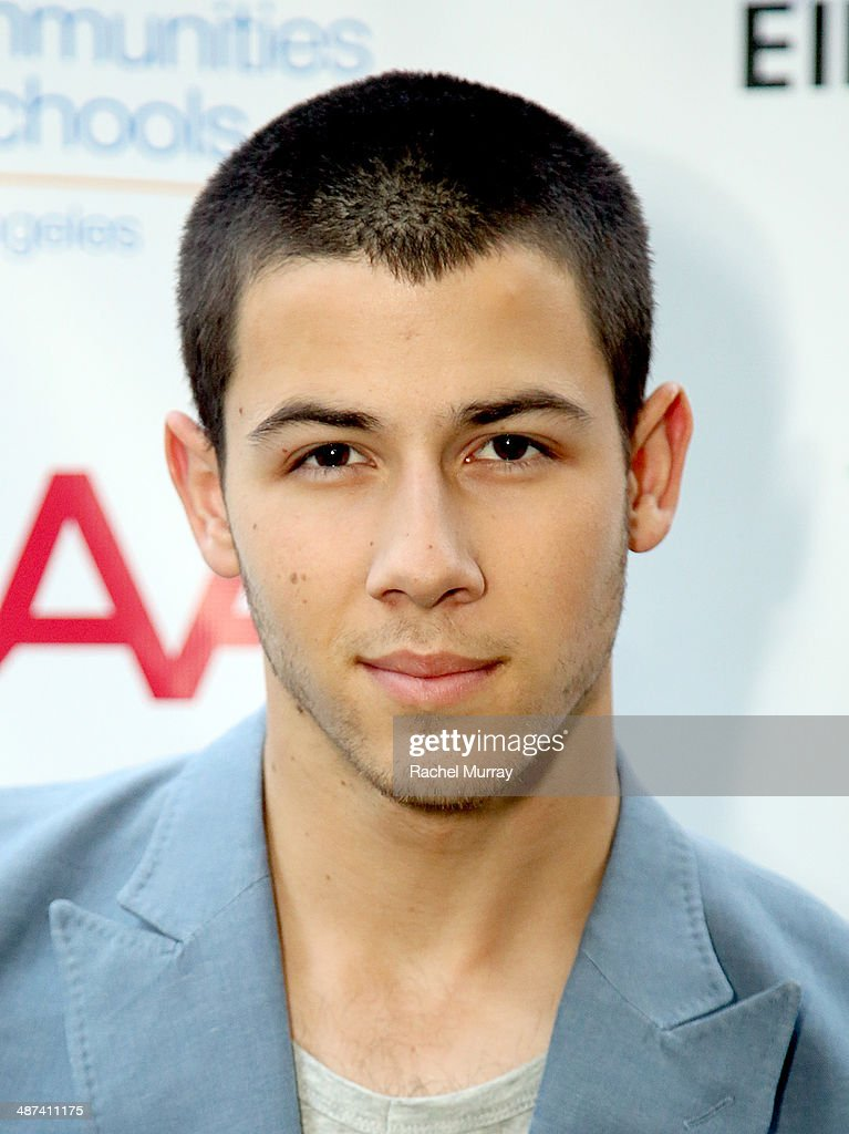 Musician Nick Jonas attends Communities In Schools Of Los Angeles Gala 2014, Presented By CAA And EIF on April 29, 2014 in Los Angeles, California.