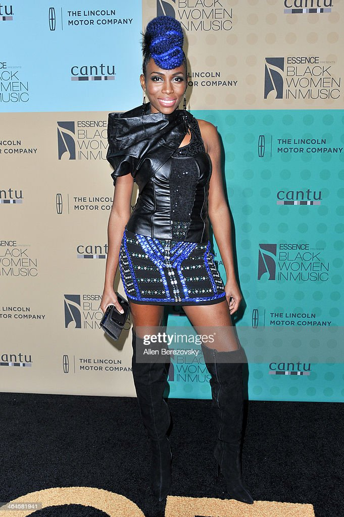 Musician Nik West attends Essence Magazine's 5th Annual Black Women In Music Event at 1 OAK on January 22, 2014 in West Hollywood, California.