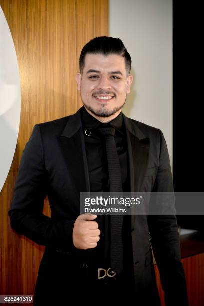 Musician Noel Torres attends his record release party for 'La Vida A Mi Modo' at BMI on July 26 2017 in West Hollywood California