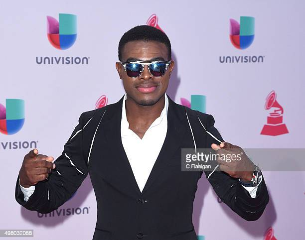 Musician OMI attends the 16th Annual Latin GRAMMY Awards at the MGM Grand Garden Arena on November 19 2015 in Las Vegas Nevada