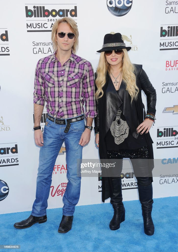 Musician Orianthi arrives at the 2013 Billboard Music Awards at the MGM Grand Garden Arena on May 19, 2013 in Las Vegas, Nevada.