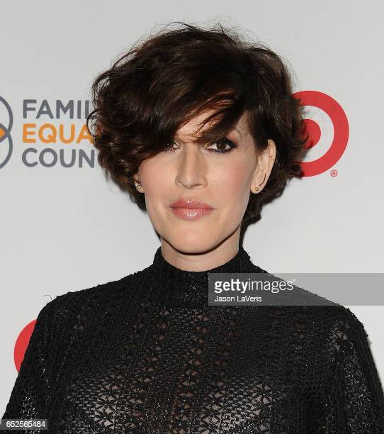 Musician Our Lady J attends Family Equality Council's annual Impact Awards at the Beverly Wilshire Four Seasons Hotel on March 11 2017 in Beverly...