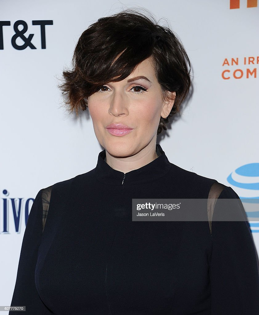 Musician Our Lady J attends the TrevorLIVE Los Angeles 2016 fundraiser at The Beverly Hilton Hotel on December 4, 2016 in Beverly Hills, California.