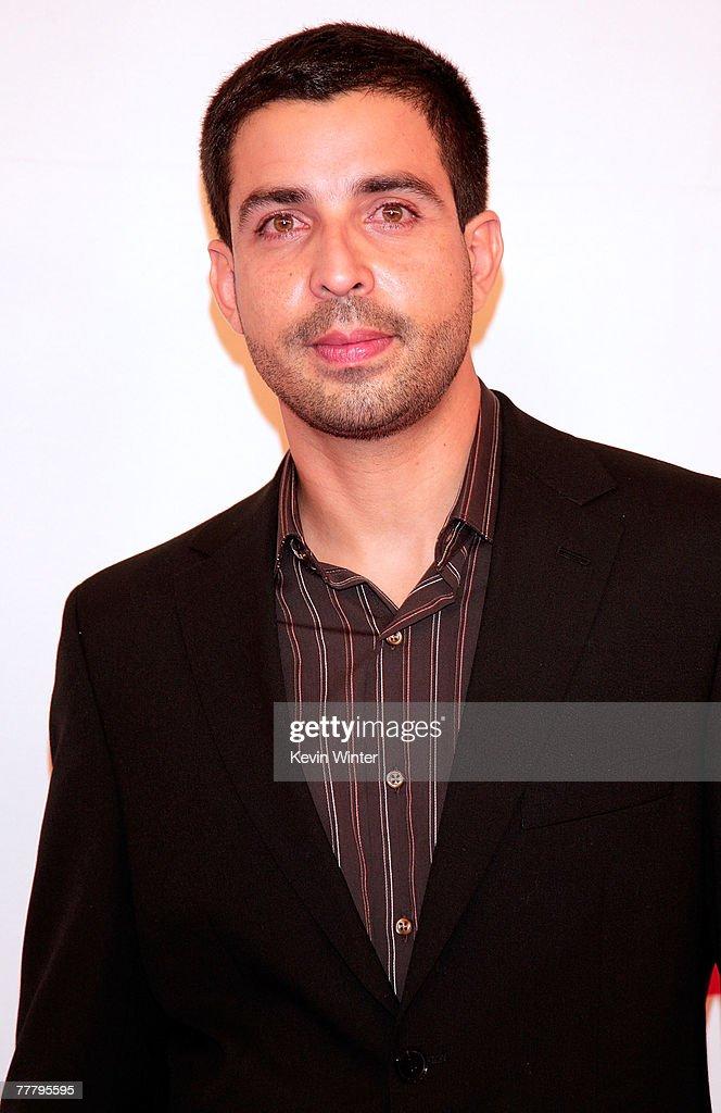 Musician Panasuyo arrives at the 2007 Latin Recording Academy Person of the Year honoring Juan Luis Guerra held at the Mandalay Bay Convention Center on November 7, 2007 in Las Vegas, Nevada.