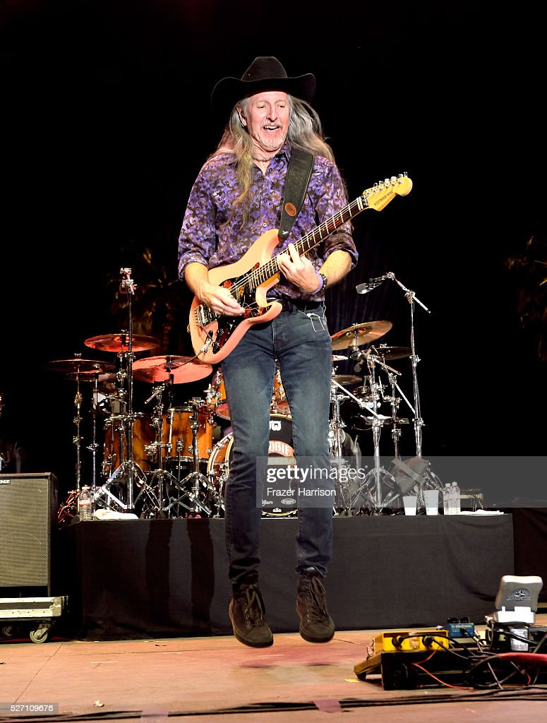 Musician <a gi-track='captionPersonalityLinkClicked' href=/galleries/search?phrase=Patrick+Simmons&family=editorial&specificpeople=3533796 ng-click='$event.stopPropagation()'>Patrick Simmons</a> of The Doobie Brothers performs onstage during 2016 Stagecoach California's Country Music Festival at Empire Polo Club on May 01, 2016 in Indio, California.
