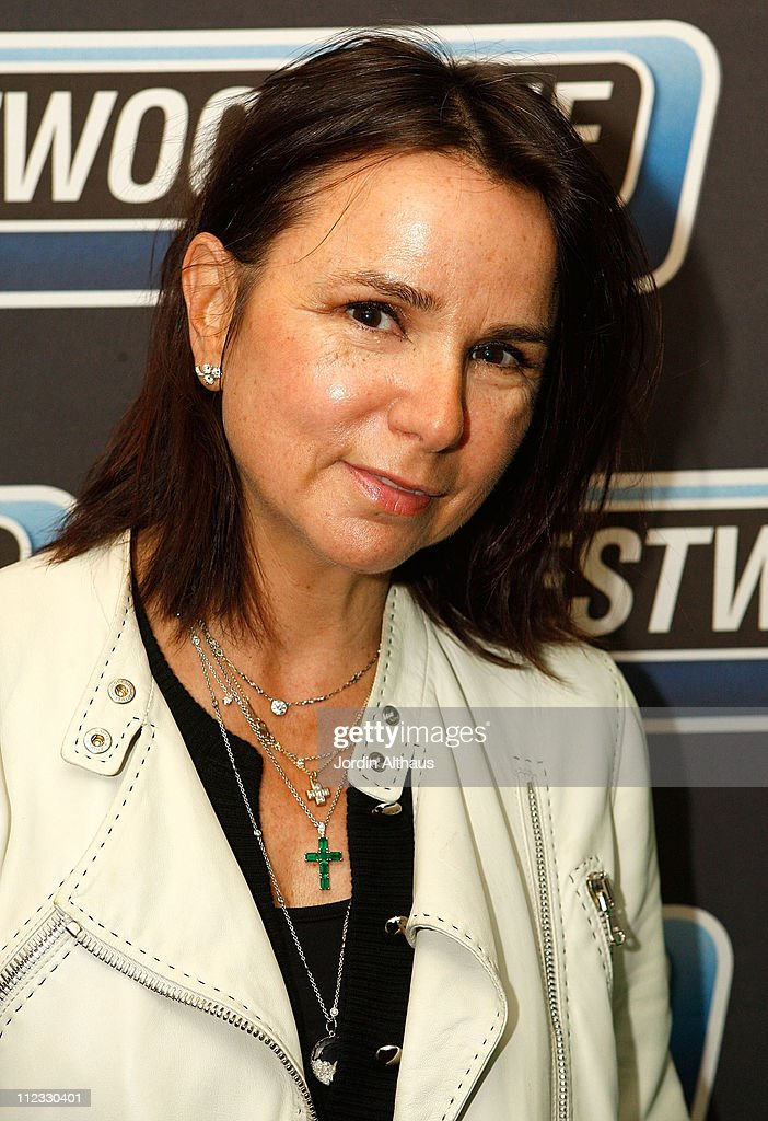 Musician Patty Smyth attends the 51st Annual GRAMMY Awards Westwood One Radio Remotes Day 1 held at the Staples Center on February 5, 2009 in Los Angeles, California.