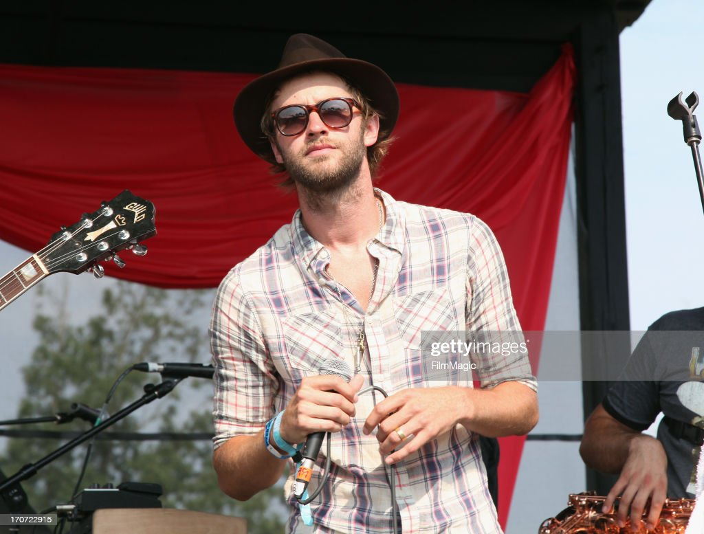Musician Paul McDonald performs with The Revivalists onstage at the Sonic Stage during day 4 of the 2013 Bonnaroo Music & Arts Festival on June 16, 2013 in Manchester, Tennessee.