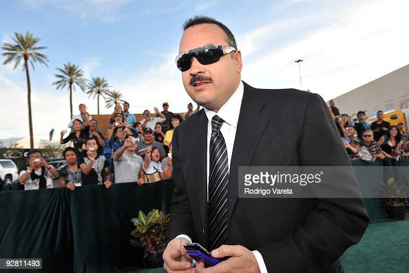 Musician Pepe Aguilar attends the 10th Annual Latin GRAMMY Awards held at the Mandalay Bay Events Center on November 5 2009 in Las Vegas Nevada