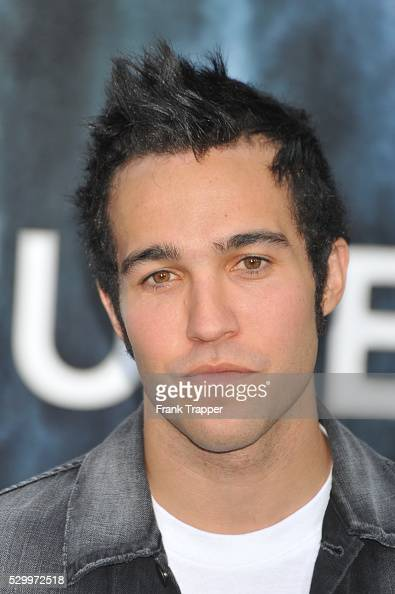 Musician Pete Wentz arrives at the Premiere of Paramount Pictures' 'Super 8' held at the Regency Village Theater in Westwood