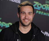 Musician Pete Wentz arrives at the premiere of Walt Disney Animation Studios' 'Zootopia' at the El Capitan Theatre on February 17 2016 in Hollywood...