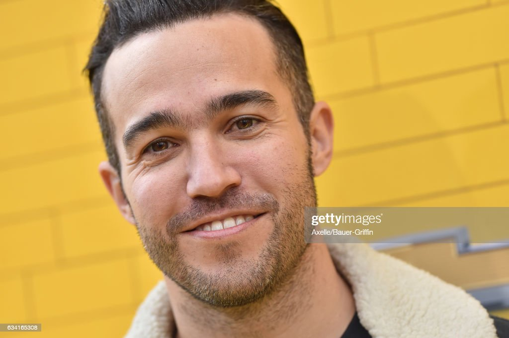 Musician Pete Wentz arrives at the premiere of Warner Bros. Pictures' 'The LEGO Batman Movie' at Regency Village Theatre on February 4, 2017 in Westwood, California.
