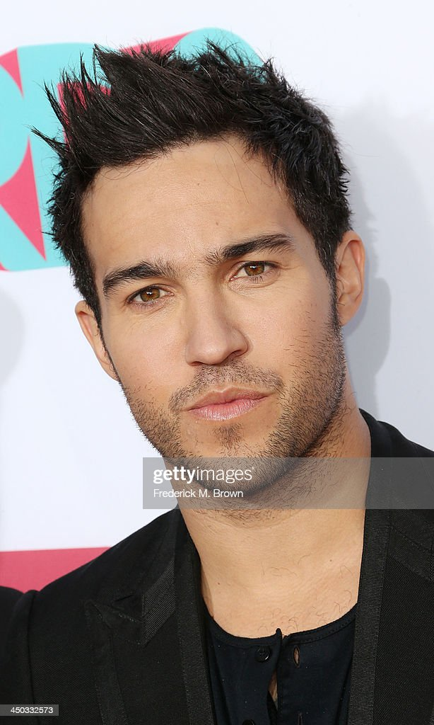 Musician <a gi-track='captionPersonalityLinkClicked' href=/galleries/search?phrase=Pete+Wentz&family=editorial&specificpeople=595892 ng-click='$event.stopPropagation()'>Pete Wentz</a> attends the 2013 HALO Awards at the Hollywood Palladium on November 17, 2013 in Hollywood, California.