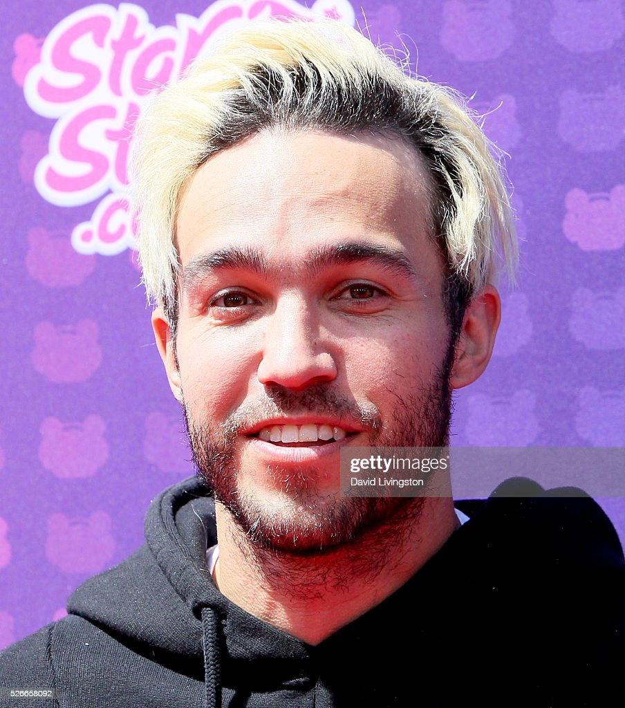 Musician Pete Wentz attends the 2016 Radio Disney Music Awards at Microsoft Theater on April 30, 2016 in Los Angeles, California.