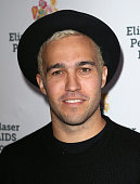 Musician Pete Wentz attends the Elizabeth Glaser Pediatric AIDS Foundation's 25th Annual 'A Time for Heroes' celebration at The Bookbindery on...