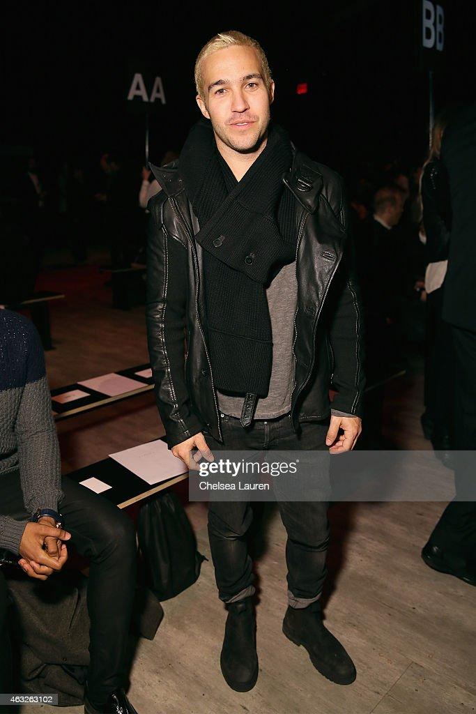 Nicholas K - Front Row - Mercedes-Benz Fashion Week Fall 2015