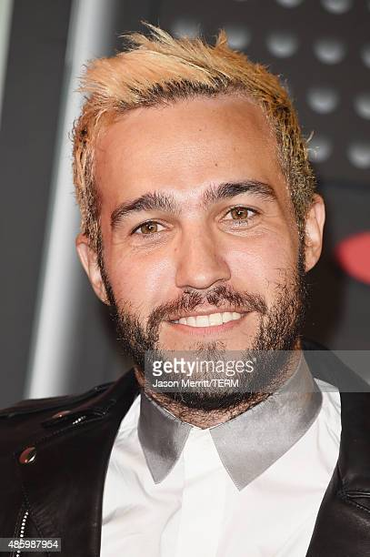 Musician Pete Wentz of Fall Out Boy attends the 2015 MTV Video Music Awards at Microsoft Theater on August 30 2015 in Los Angeles California