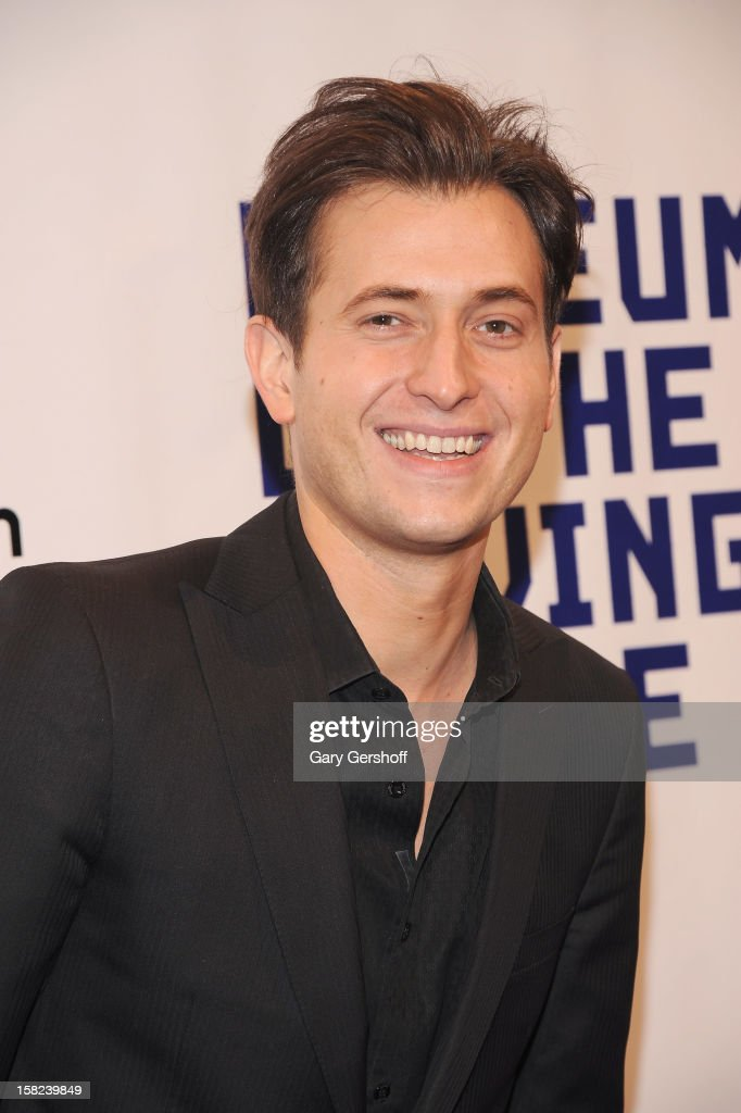 Musician Peter Cincotti attends the Museum Of Moving Image Salute To Hugh Jackman at Cipriani Wall Street on December 11, 2012 in New York City.