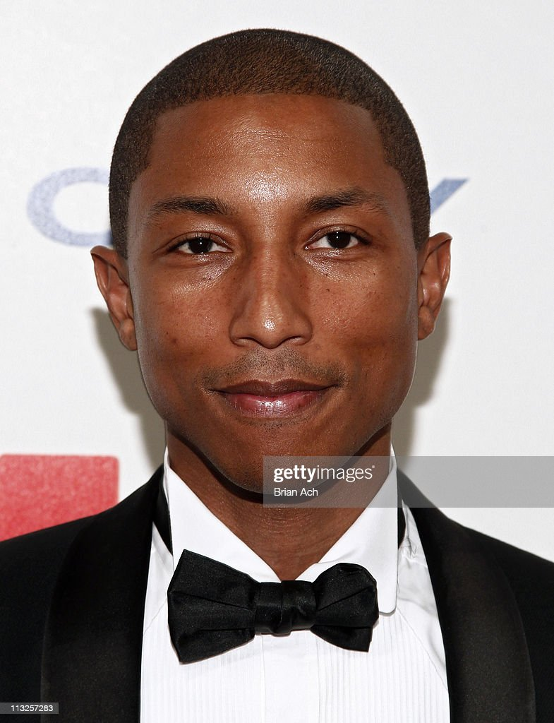 Musician <a gi-track='captionPersonalityLinkClicked' href=/galleries/search?phrase=Pharrell+Williams&family=editorial&specificpeople=161396 ng-click='$event.stopPropagation()'>Pharrell Williams</a> attends the 5th annual DKMS Gala at Cipriani Wall Street on April 28, 2011 in New York City.