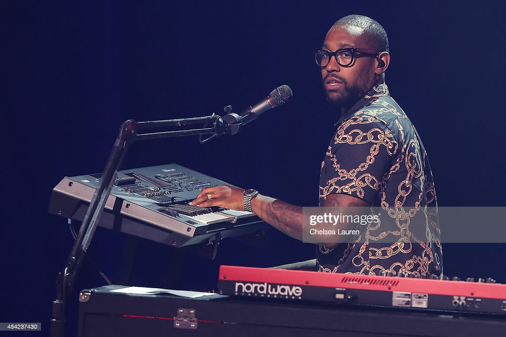 Musician PJ Morton performs onstage during ...
