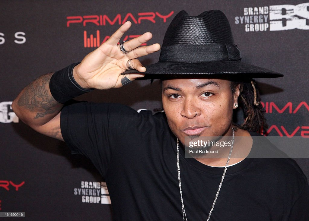 Musician Printz Board attending Primary Wave 9th Annual Pre-Grammy Prty at RivaBella on February 7, 2015 in West Hollywood, California.