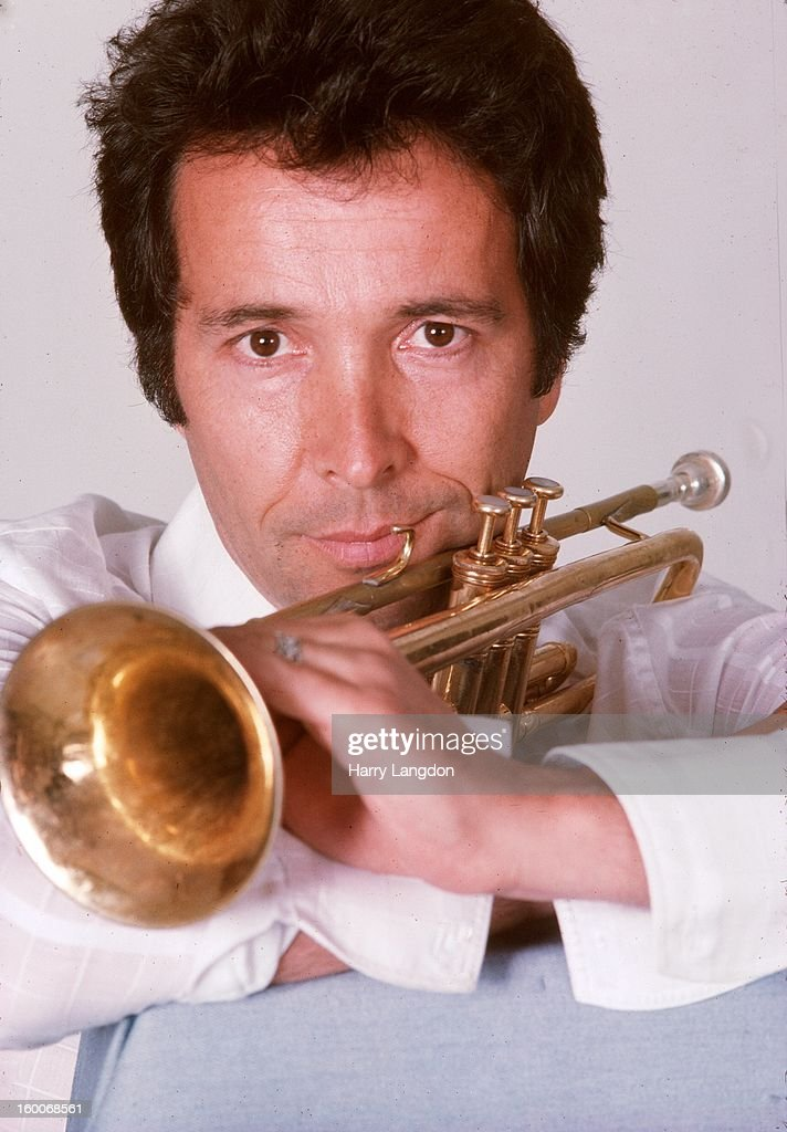 Musician, producer and executive <a gi-track='captionPersonalityLinkClicked' href=/galleries/search?phrase=Herb+Alpert&family=editorial&specificpeople=700404 ng-click='$event.stopPropagation()'>Herb Alpert</a> poses for a portrait in 1983 in Los Angeles, California.