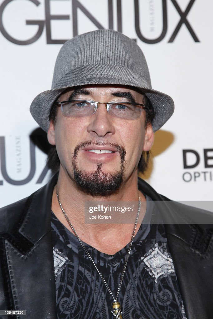Musician Ralph Rieckermann attends the Night Of 'BB Forever: Brigitte Bardot, The Legend' at Sofitel Hotel on February 21, 2012 in Los Angeles, California.