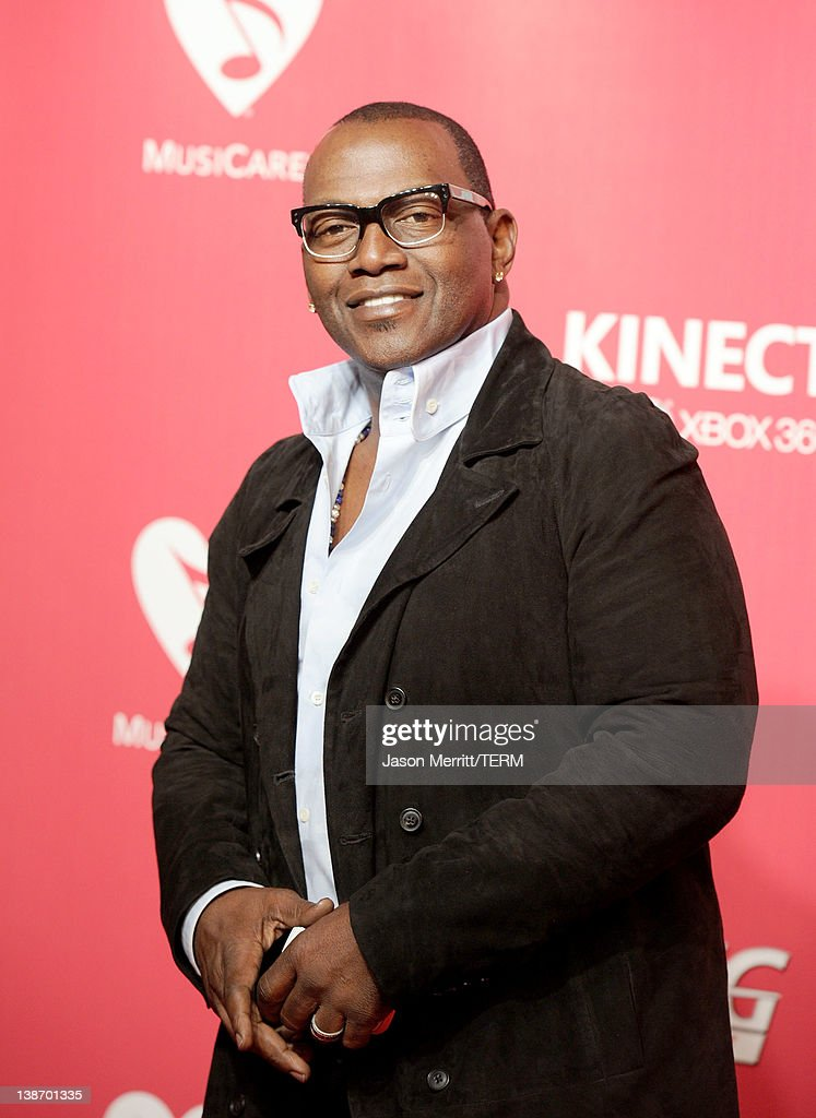 Musician Randy Jackson arrives at the 2012 MusiCares Person of the Year Tribute To Paul McCartney held at the Los Angeles Convention Center on February 10, 2012 in Los Angeles, California.