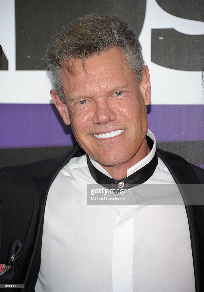 Musician <a gi-track='captionPersonalityLinkClicked' href=/galleries/search?phrase=Randy+Travis&family=editorial&specificpeople=208114 ng-click='$event.stopPropagation()'>Randy Travis</a> attends the 2013 CMT Music awards at the Bridgestone Arena on June 5, 2013 in Nashville, Tennessee.