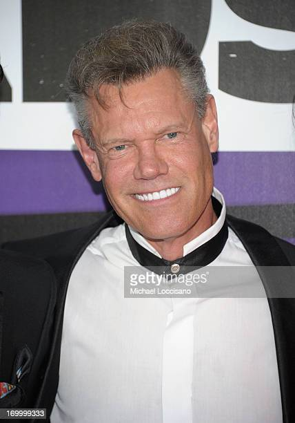 Musician Randy Travis attends the 2013 CMT Music awards at the Bridgestone Arena on June 5 2013 in Nashville Tennessee