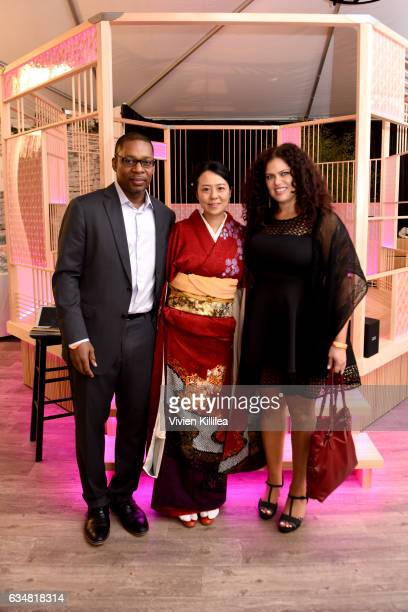 Musician Ravi Coltrane The Blue Note 7 attends GRAMMY Gift Lounge during the 59th GRAMMY Awards at STAPLES Center on February 11 2017 in Los Angeles...