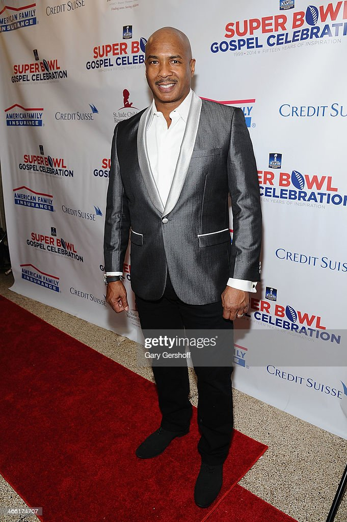 Musician Ray Chew attends the Super Bowl Gospel Celebration 2014 on January 31, 2014 in New York City.