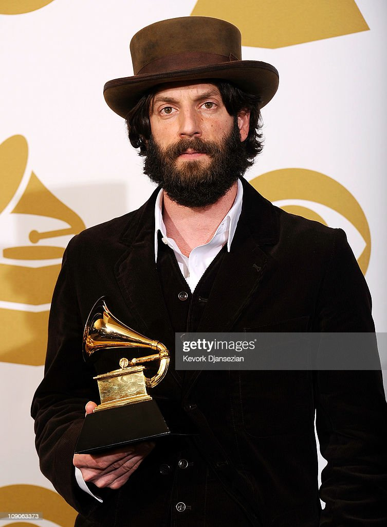 The 53rd Annual GRAMMY Awards - Press Room