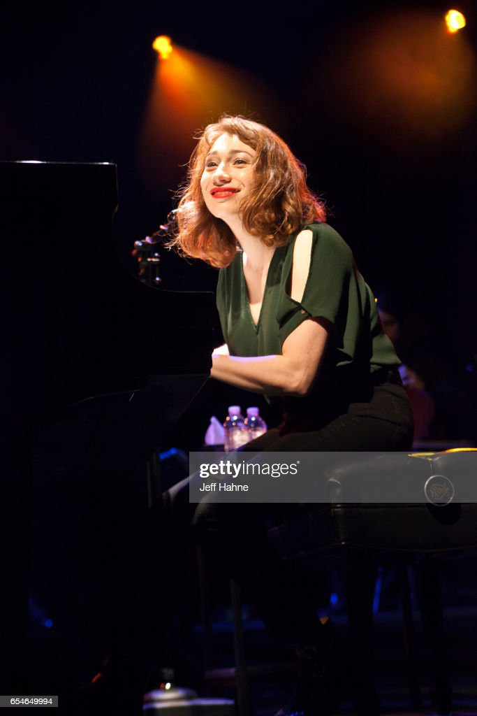 Musician Regina Spektor performs at The Fillmore Charlotte on March 17, 2017 in Charlotte, North Carolina.