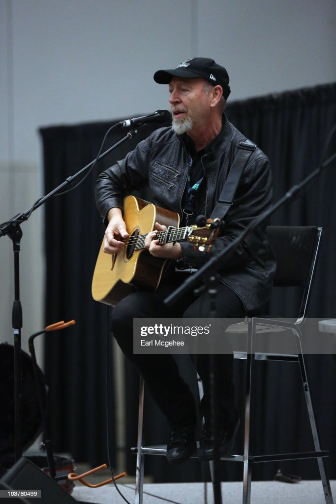 Musician <a gi-track='captionPersonalityLinkClicked' href=/galleries/search?phrase=Richard+Thompson+-+Musician&family=editorial&specificpeople=5492425 ng-click='$event.stopPropagation()'>Richard Thompson</a> performs onstage at Songwriter Session: <a gi-track='captionPersonalityLinkClicked' href=/galleries/search?phrase=Richard+Thompson+-+Musician&family=editorial&specificpeople=5492425 ng-click='$event.stopPropagation()'>Richard Thompson</a> during the 2013 SXSW Music, Film + Interactive Festival at Austin Convention Center on March 15, 2013 in Austin, Texas.