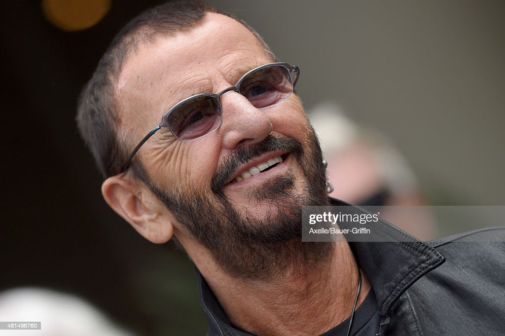 Ringo Starr's Birthday Fan Gathering