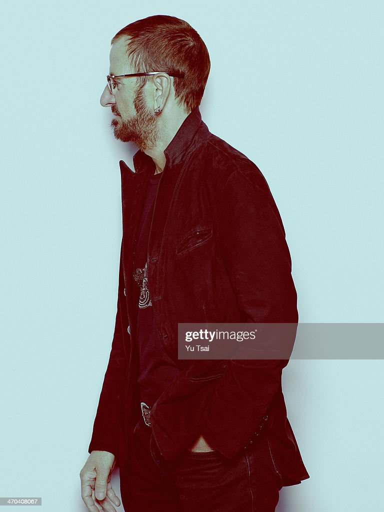 Musician <a gi-track='captionPersonalityLinkClicked' href=/galleries/search?phrase=Ringo+Starr&family=editorial&specificpeople=92463 ng-click='$event.stopPropagation()'>Ringo Starr</a> is photographed for Variety on January 19, 2014 in Los Angeles, California. PUBLISHED
